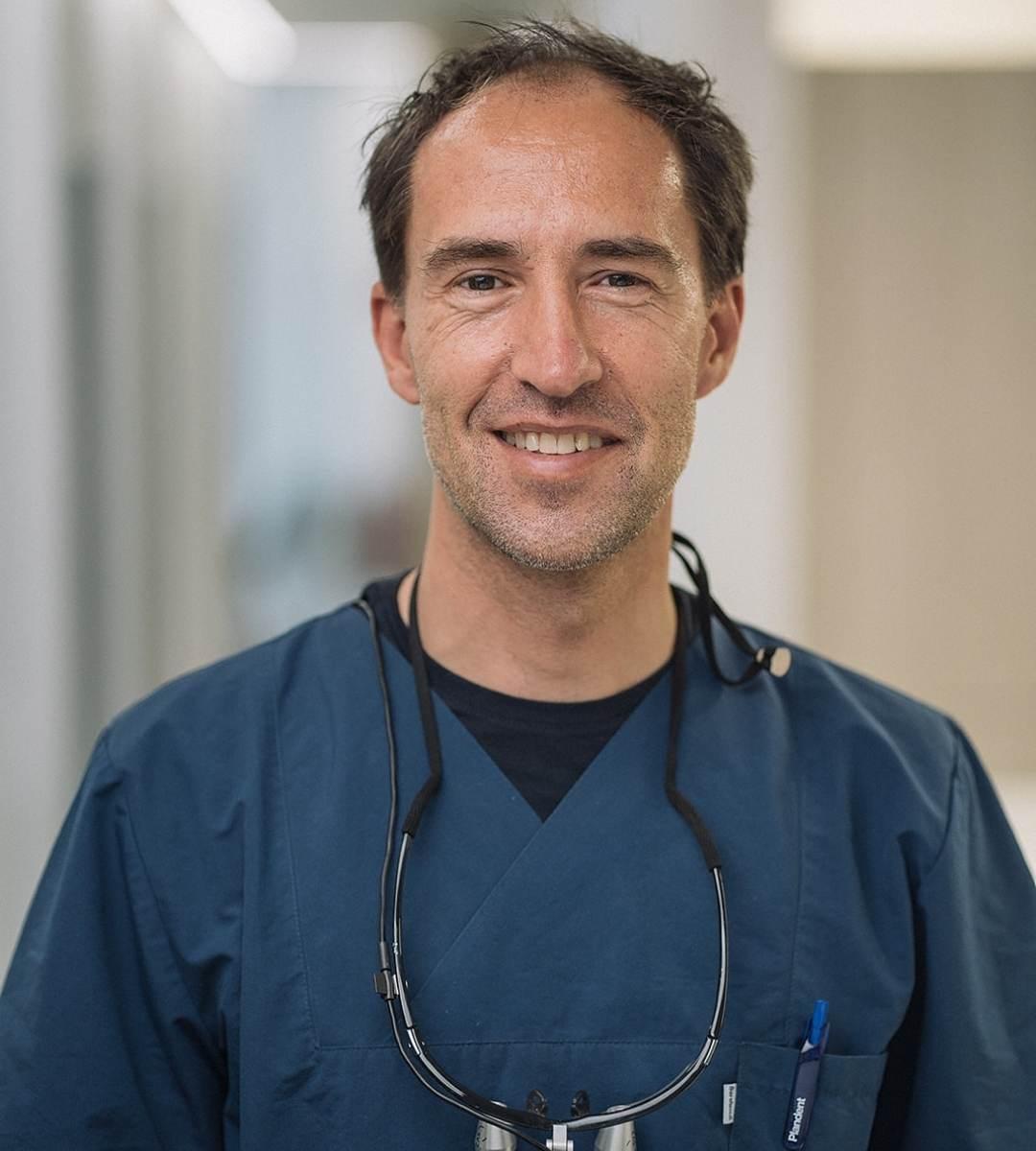 Zahnarzt Innsbruck Lars Vongehr